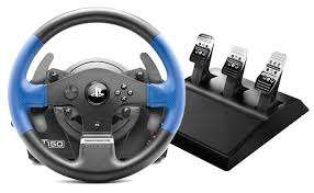 Volant + Pédalier Thrustmaster T150 RS Pro Force Feedback (PC/PS3/PS4)
