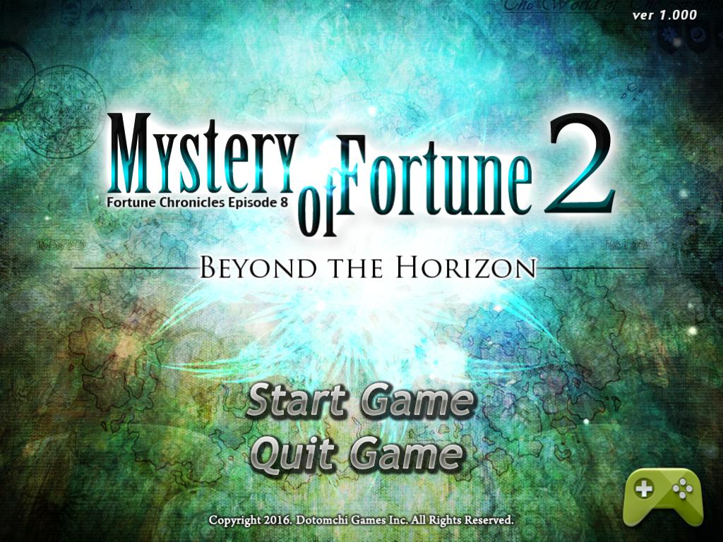 Mystery of Fortune 2 Gratuit sur Android (au lieu de 0.89€)