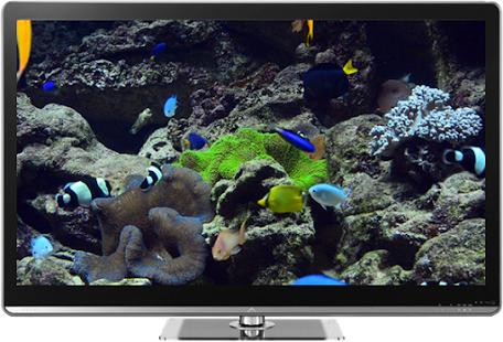 Aquariums sur TV via Chromecast gratuit sur Android (au lieu de 0.99€)