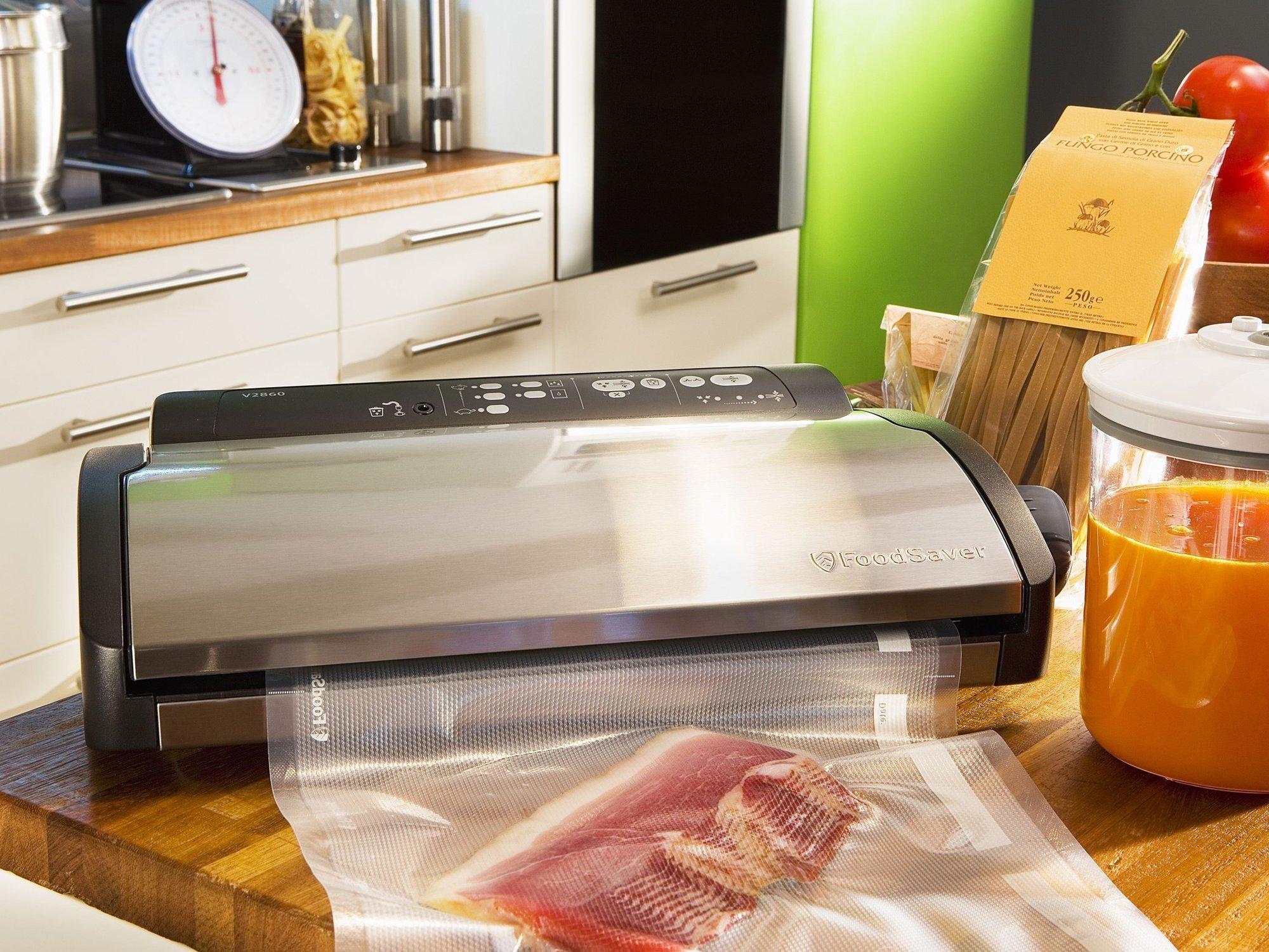 Appareil de mise sous vide automatique Food Saver V2860I - 3 vitesses