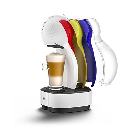 Machine à café automatique De Longhi Nescafe Dolce Gusto Colors - Noir ou blanc