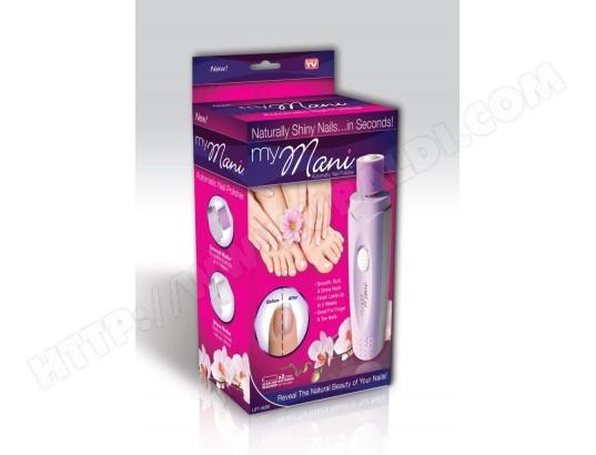 Kit de soin des ongles My Mani 01