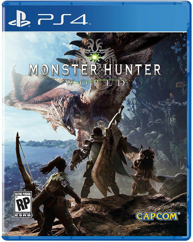 [Adhérents - Précommande] Monster Hunter: World sur PS4 et Xbox One + 15€ offerts en bon d'achat