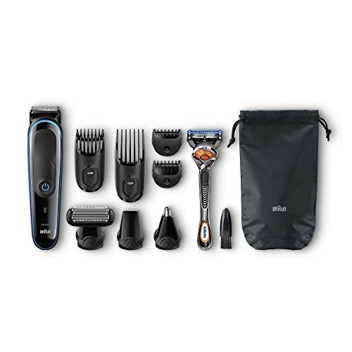 Kit multigrooming Braun MGK3080 (Tondeuse + accessoires)