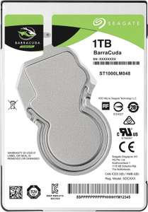 "Disque dur 2.5"" Seagate BarraCuda 1 To SATA III 64Mo"