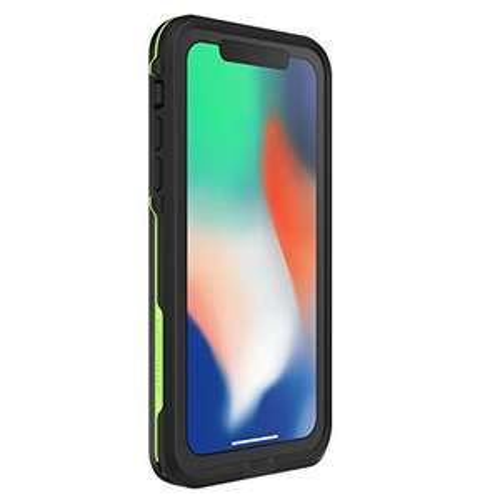 Lifeproof Fre, Coque Étanche et Antichoc Pour iPhone X Noir