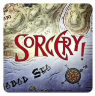 Les 4 épisodes de la série Sorcery en promotion - Ex : Jeu Sorcery! sur Android (Dématérialisé)