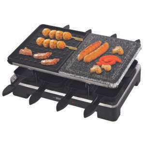 Raclette Grill + Pierrade 8 personnes Triomph– 1400W