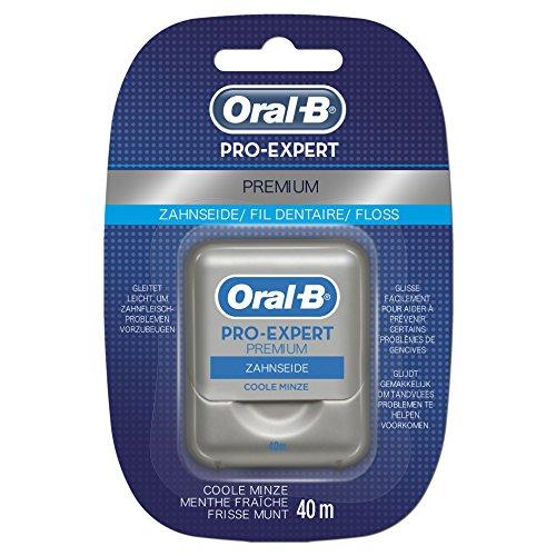 [Panier Plus] Oral-B Lot de 4 boites de fil dentaire Proexpert Premium Floss 40 m