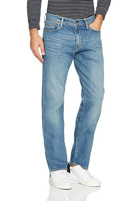 Jeans Levi's 504 Regular Straight Fit,