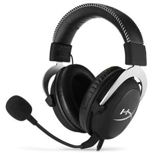 Casque gamer HyperX Cloud pour PC, PS4, Xbox One