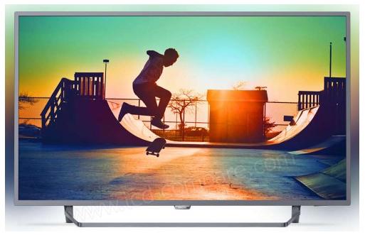 """TV LED 55"""" Philips 55PUS6272 avec Ambilight 3 Côtés - UHD 4K, Smart TV, HDR"""