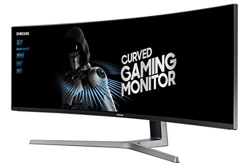 Samsung C49HG90DMU 124,20 cm (49 pouces) LED 3840 x 1080 pixels noir mat