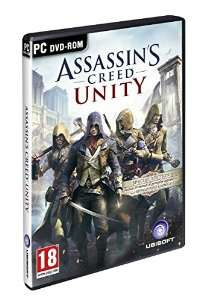 Assassin's Creed Unity - Day-One Edition sur PC