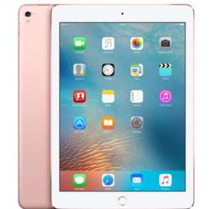 "Tablette tactile 9.7"" Apple iPad Pro (MLYJ2NF/A) - 32 Go, Wi-Fi + 4G, or / rose"