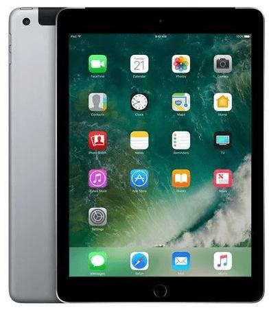 """[Etudiants] Tablette 9.7"""" Apple iPad Wi-Fi + Cellular 128 Go"""