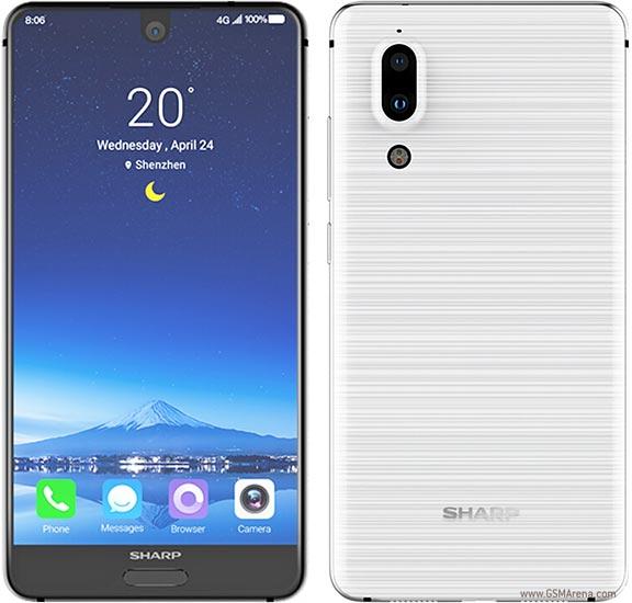"""Smartphone 5.5"""" Sharp Aquos S2 - 4 Go de Ram, 64 Go (sans B20)"""