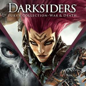 [Gold] Darksiders Fury's Collection - War and Death sur Xbox One (Dématérialisé)