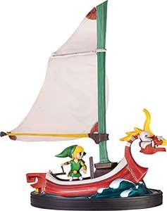 Figurine Zelda - The Windwaker: Link on the King of Red Lions