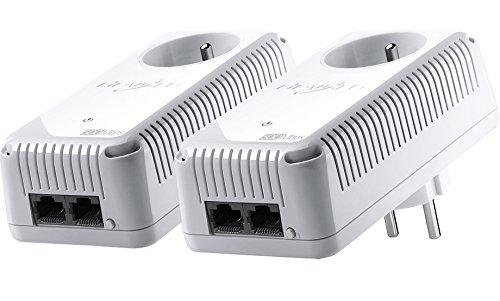 Kit CPL Devolo dLAN 500 Duo+ - Blanc