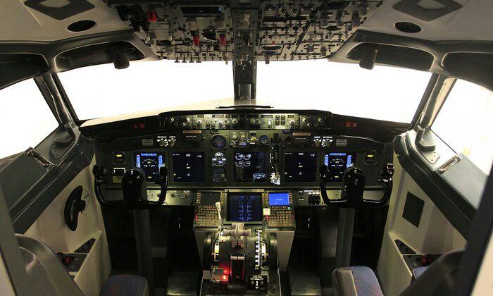 Simulation de pilotage Boeing 737-800 durant 2h30 en mode ultime - Paris (75)