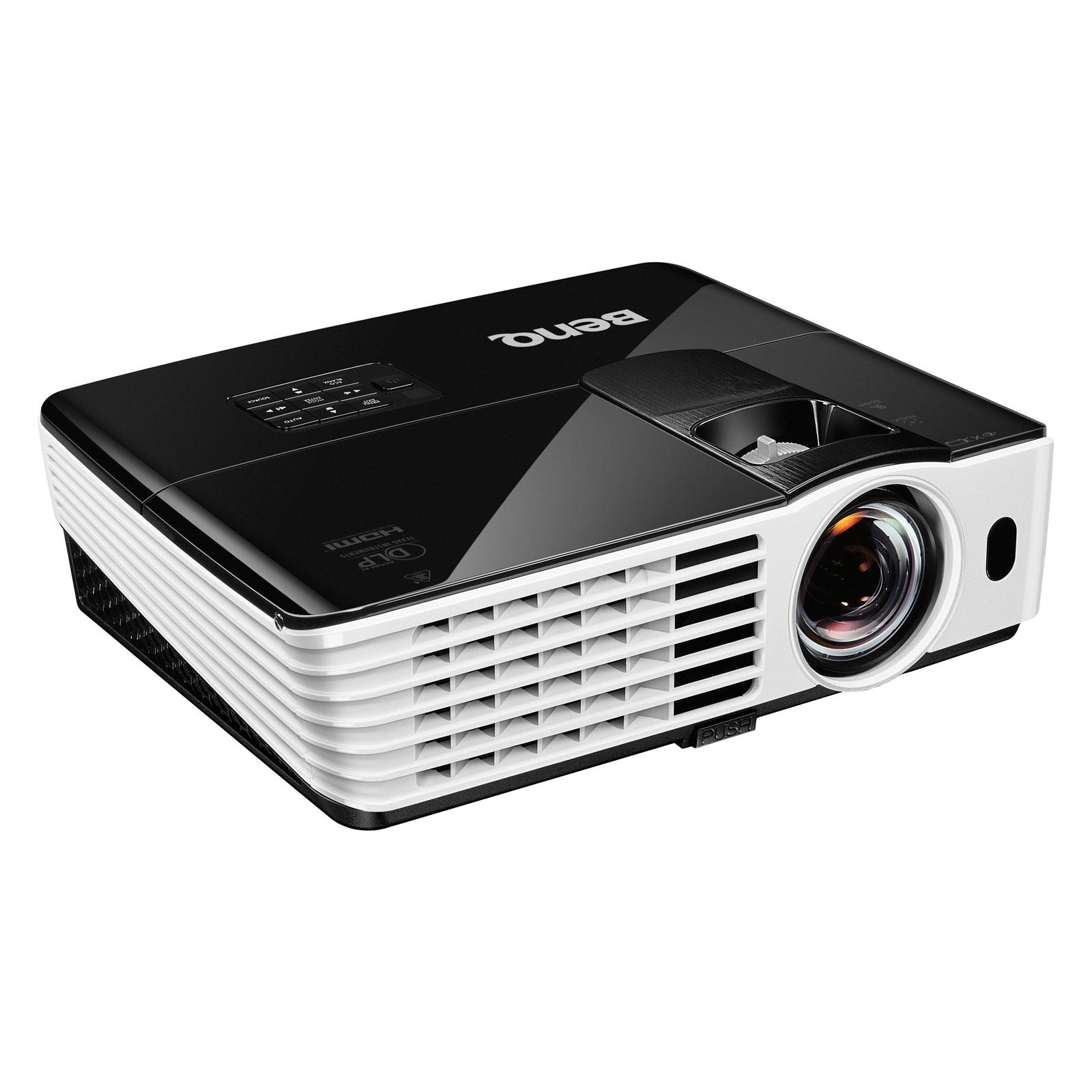 Vidéoprojecteur BenQ TH682ST - DLP, Full HD, 3D Ready, 3000 Lumens, Courte Focale