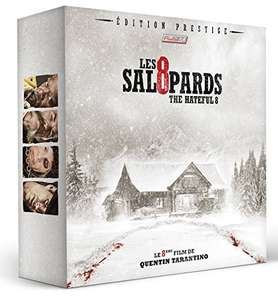 Coffret Blu-ray Les 8 Salopards - edition Prestige