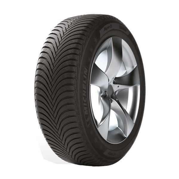 Pneu Hiver Michelin Alpin 5 195/65 R15 91T + Forfait Montage