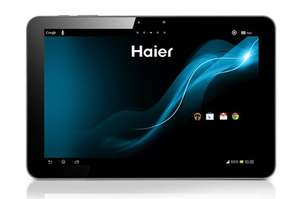 """Tablette tactile 10,1"""" Haier Pad 1043 - Quad Core RK3188 - Android 4.4"""