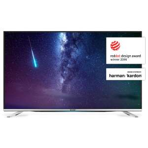 "Téléviseur LED 49"" Sharp LC-49SFE7452E Full HD 3D"
