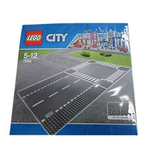 Lego City 7280 - Route Droite et Carrefour