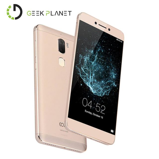 """Smartphone 5,5"""" LeTV Cool - S652, 32Go de ROM, 3Go de RAM, Android 6.0"""