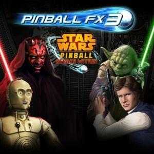 Jeu Pinball FX3 - Star Wars sur PS4
