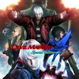 Jeu Devil May Cry 4 - Edition Speciale sur Xbox One