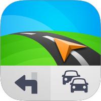 Licence à vie Sygic GPS Navigation Premium + Traffic - carte Europe