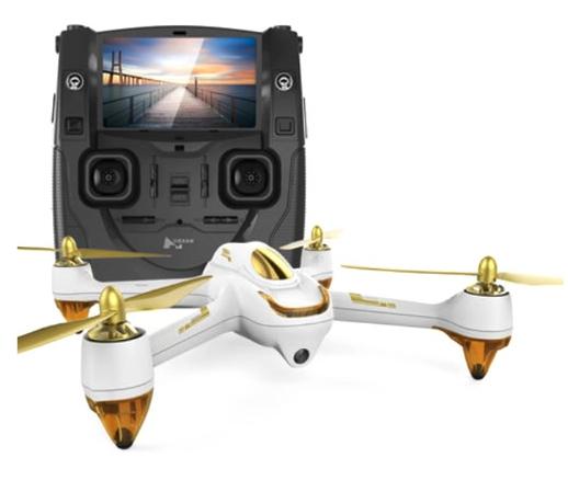 Drône Hubsan H501S X4 - Moteurs Brushless