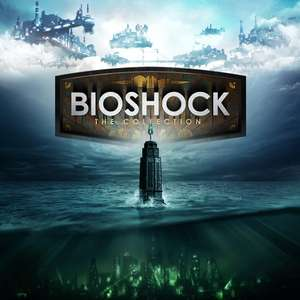 Bioshock The Collection : Bioshock 1 GOTY + Bioshock 2 GOTY + Bioshock Infinite GOTY sur PC (Dématérailisé - Steam)