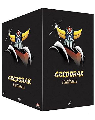 Coffret DVD Goldorak - L'intégrale