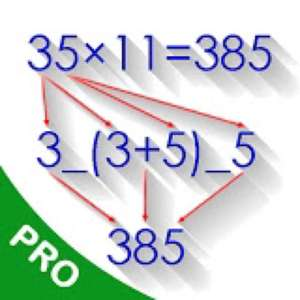 Application Astuces Math Pro gratuite sur iOS (au lieu de 2,29€)