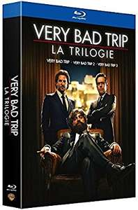 Coffret Blu-ray : Very Bad Trip (Trilogie)