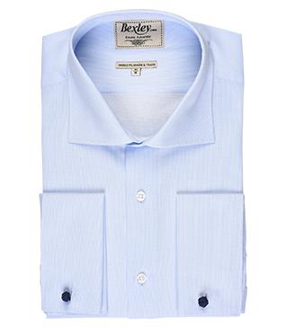50% de réduction sur toutes les chemises homme