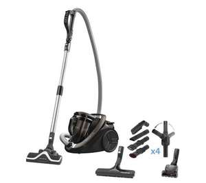 Aspirateur sans sac Rowenta RO7676EA Silence Force Cyclonic 4A Home & Car Pro (Frontaliers Belgique)
