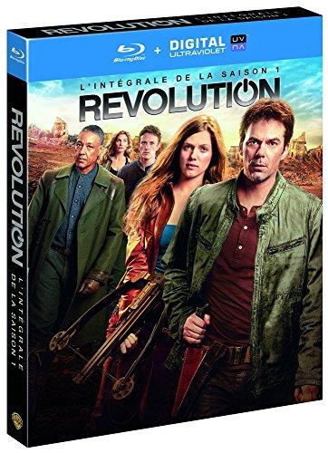 Sélection de Blu Ray en Promotion - Ex: Revolution (Saison 1) - Vendeur Tiers