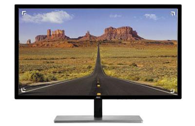 "Ecran PC 31.5"" AOC Q3279VWF - WQHD MVA 2560x1440 - 5 ms - freesync 75hz"