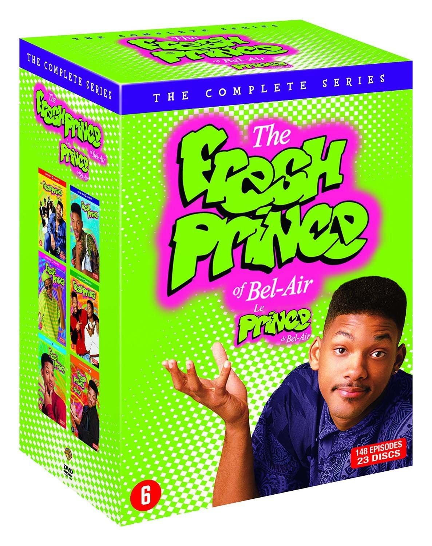 Coffret DVD Le Prince de Bel-Air - L'Intégrale de la Série (Saisons 1 à 6 )