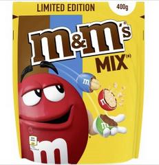 Paquet de M&M's Mix Edition Limitée - 400g (Via Carte de Fidélité)