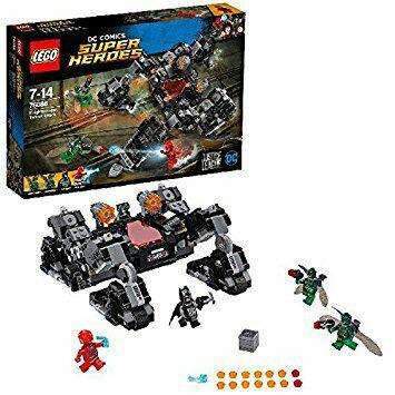 Jouet Lego DC Comics Super Heroes - Le Knightcrawler (76086)