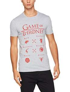 "[Panier Plus] T-shirt Fabtastics ""Game of Thrones"" à partir de 3.49€"