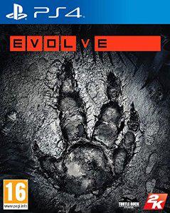 Evolve sur PC à 25€ et sur PS4 et Xbox One