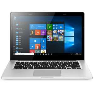 "Pc Portable 14.1"" Dere x8 Pro - Full HD, Celeron N3450, 6 Go RAM, 64 Go ROM, Windows 10, QWERTY"